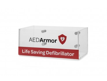 AED Armor Perspex Wall Box